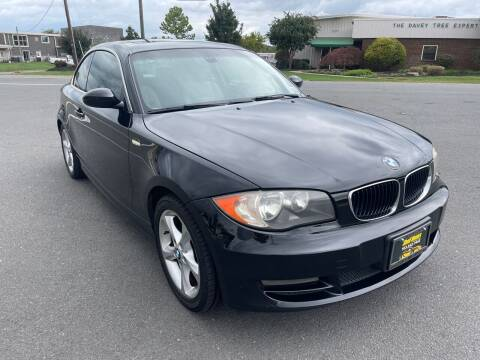 2009 BMW 1 Series for sale at Shell Motors in Chantilly VA
