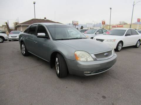 2007 Ford Five Hundred for sale at Crown Auto in South Salt Lake City UT
