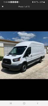 2016 Ford Transit Cargo for sale at O & J Auto Sales in Royal Palm Beach FL