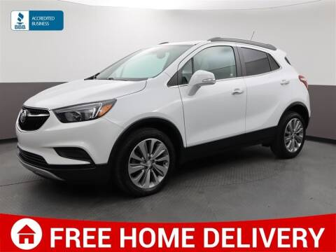 2018 Buick Encore for sale at Florida Fine Cars - West Palm Beach in West Palm Beach FL