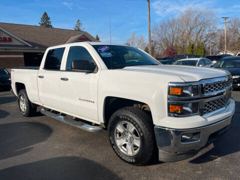 2014 Chevrolet Silverado 1500 for sale at A 1 Motors in Monroe MI