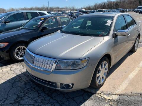 2009 Lincoln MKZ for sale at Harrisburg Auto Center Inc. in Harrisburg PA