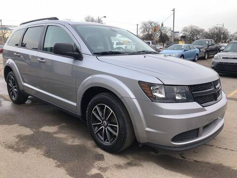 2018 Dodge Journey for sale at CItywide Auto Credit in Oregon OH
