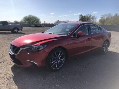 2017 Mazda MAZDA6 for sale at AUTO HOUSE PHOENIX in Peoria AZ