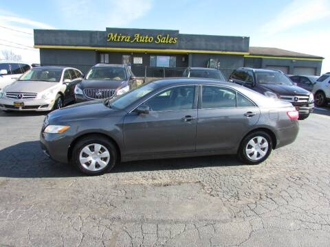 2009 Toyota Camry for sale at MIRA AUTO SALES in Cincinnati OH