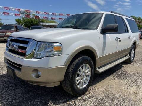 2012 Ford Expedition EL for sale at Collins Auto Sales in Waco TX