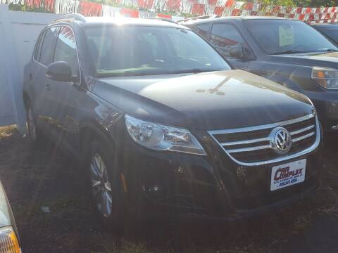 2010 Volkswagen Tiguan for sale at Car Complex in Linden NJ