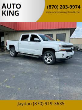 2018 Chevrolet Silverado 1500 for sale at AUTO KING in Jonesboro AR