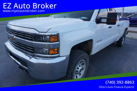 2017 Chevrolet Silverado 3500HD for sale at EZ Auto Broker in Mount Vernon OH