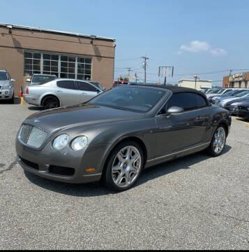 2009 Bentley Continental for sale at MAGIC AUTO SALES - Magic Auto Prestige in South Hackensack NJ