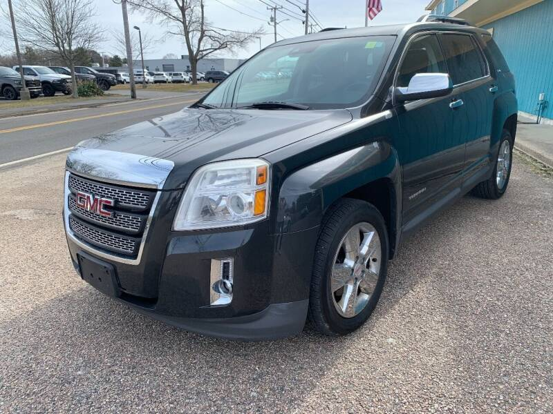 2014 GMC Terrain for sale at Mutual Motors in Hyannis MA