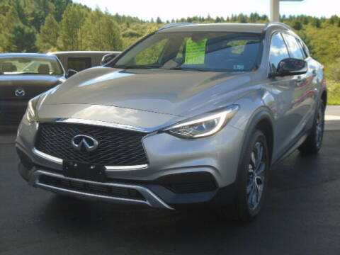 2017 Infiniti QX30 for sale at Rogos Auto Sales in Brockway PA
