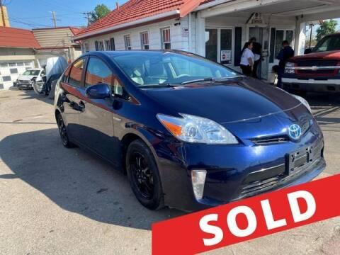 2014 Toyota Prius for sale at AE Of Miami in Miami FL