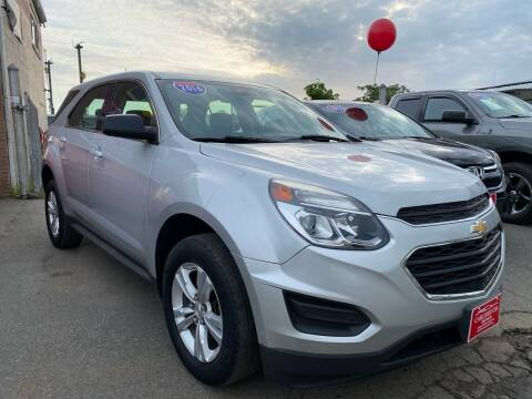 2016 Chevrolet Equinox for sale at Carlider USA in Everett MA