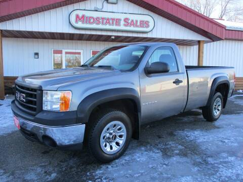 2008 GMC Sierra 1500 for sale at Midstate Sales in Foley MN