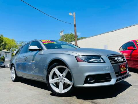 2011 Audi A4 for sale at Alpha AutoSports in Roseville CA