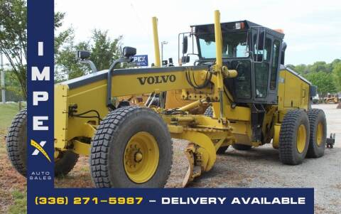 2004 Volvo G710B for sale at Impex Auto Sales in Greensboro NC