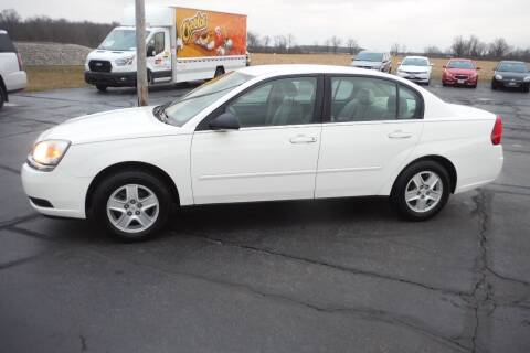2005 Chevrolet Malibu for sale at Bryan Auto Depot in Bryan OH