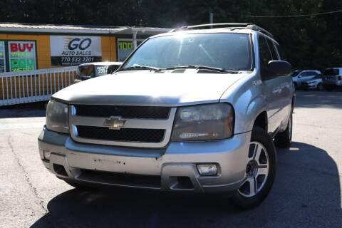 2006 Chevrolet TrailBlazer EXT for sale at Go Auto Sales in Gainesville GA