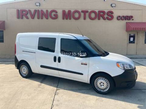 2017 RAM ProMaster City Wagon for sale at Irving Motors Corp in San Antonio TX