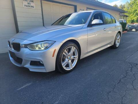 2015 BMW 3 Series for sale at Blue Lake Auto & RV Repair Inc in Fairview OR