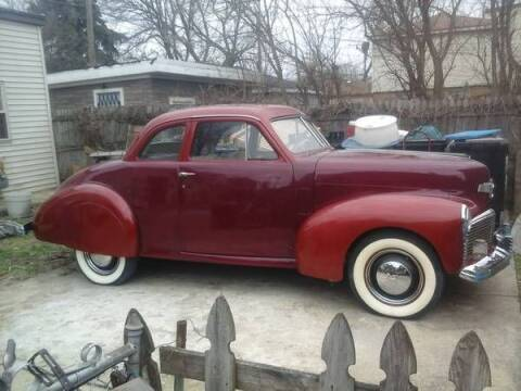 1942 Studebaker Champion for sale at Classic Car Deals in Cadillac MI