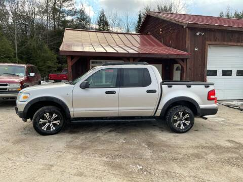 2007 Ford Explorer Sport Trac for sale at Hart's Classics Inc in Oxford ME