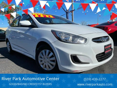 2014 Hyundai Accent for sale at River Park Automotive Center in Fresno CA