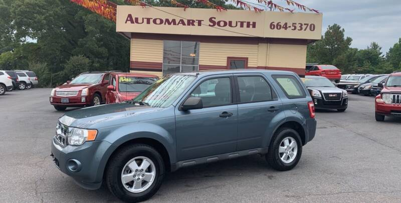 2012 Ford Escape for sale at Automart South in Alabaster AL