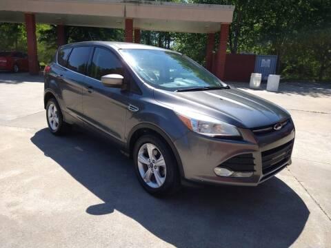 2014 Ford Escape for sale at A&Q Auto Sales in Gainesville GA