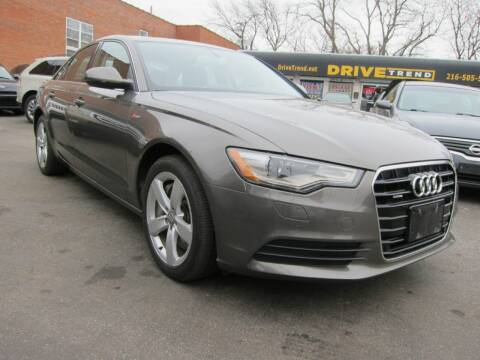 2012 Audi A6 for sale at DRIVE TREND in Cleveland OH