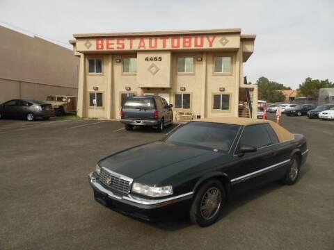 1992 Cadillac Eldorado for sale at Best Auto Buy in Las Vegas NV