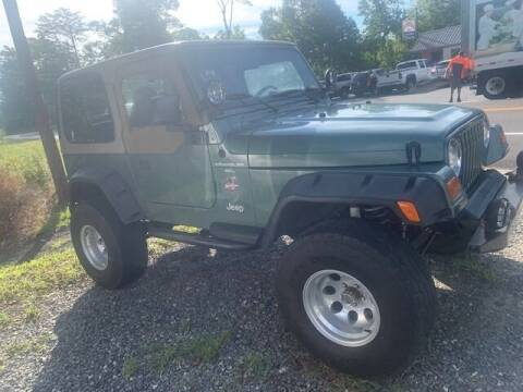 1999 Jeep Wrangler for sale at Snap Auto in Morganton NC