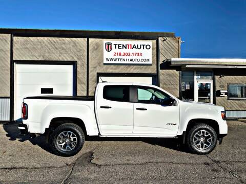 2021 GMC Canyon for sale at Ten 11 Auto LLC in Dilworth MN