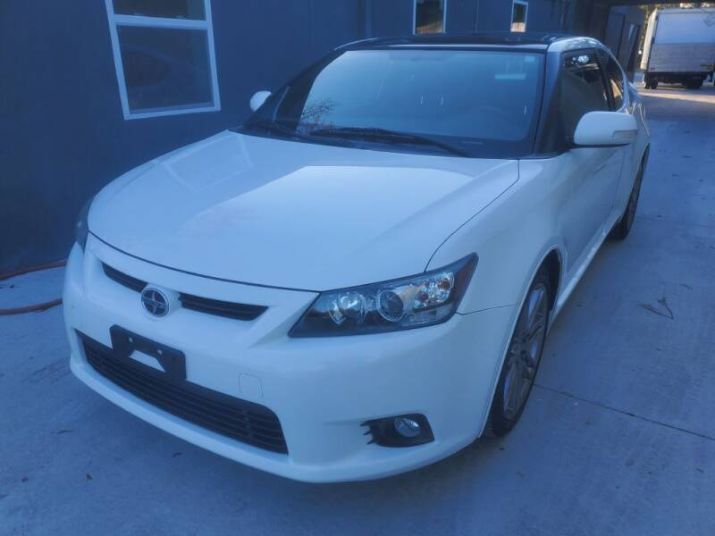 2012 Scion tC for sale at REDLINE MOTORGROUP INC in Jacksonville FL