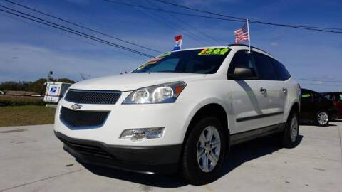 2012 Chevrolet Traverse for sale at GP Auto Connection Group in Haines City FL