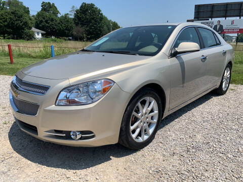 2012 Chevrolet Malibu for sale at Gary Sears Motors in Somerset KY