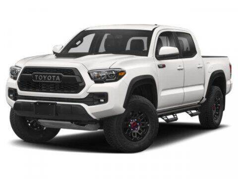 2018 Toyota Tacoma for sale at BEAMAN TOYOTA in Nashville TN