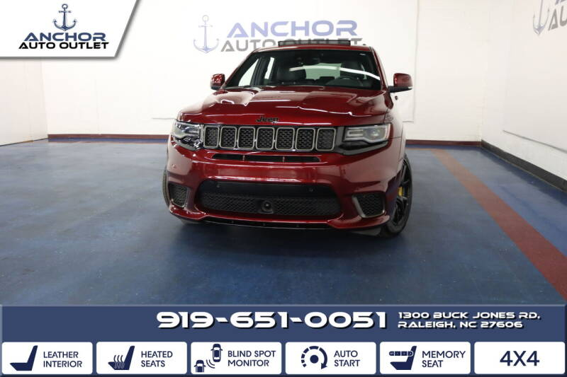 2018 Jeep Grand Cherokee for sale in Raleigh, NC