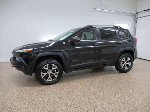 2014 Jeep Cherokee for sale at HTS Auto Sales in Hudsonville MI