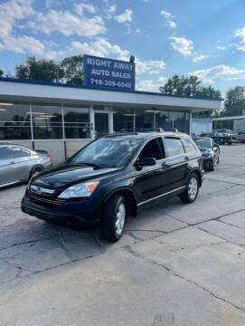 2009 Honda CR-V for sale at Right Away Auto Sales in Colorado Springs CO