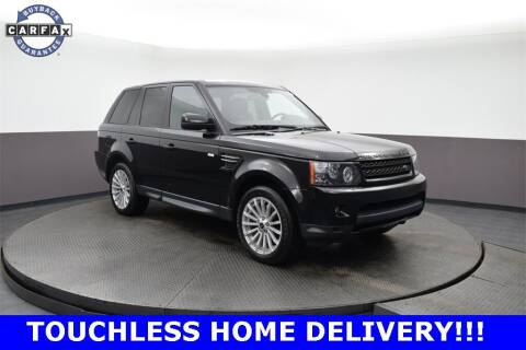 2012 Land Rover Range Rover Sport for sale at M & I Imports in Highland Park IL