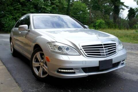 2010 Mercedes-Benz S-Class for sale at CU Carfinders in Norcross GA