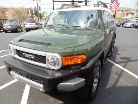 2014 Toyota FJ Cruiser for sale at Shaddai Auto Sales in Whitehall OH