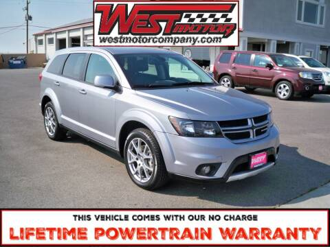 2019 Dodge Journey for sale at West Motor Company in Hyde Park UT
