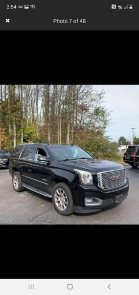 2017 GMC Yukon for sale at Revolution Auto Group in Idaho Falls ID