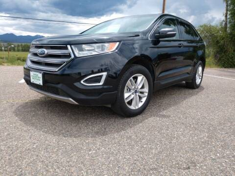 2016 Ford Edge for sale at HIGH COUNTRY MOTORS in Granby CO