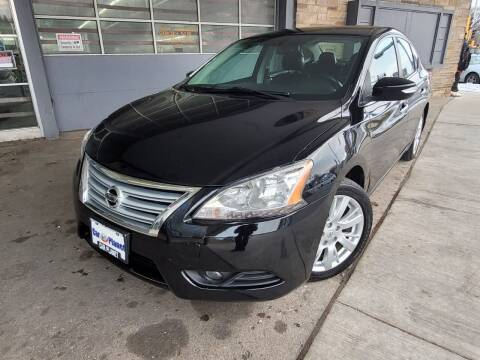 2013 Nissan Sentra for sale at Car Planet Inc. in Milwaukee WI
