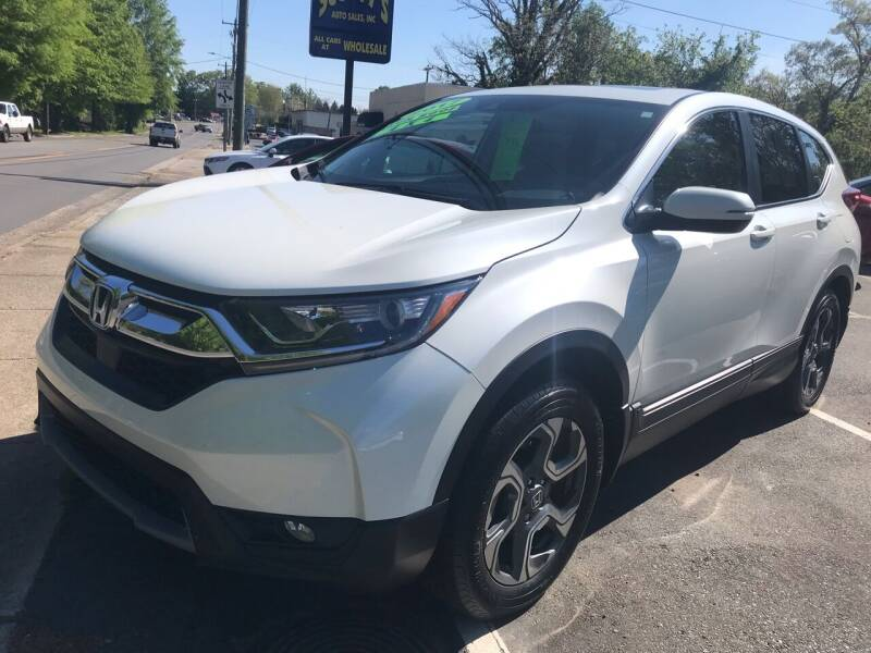 2017 Honda CR-V for sale at Scotty's Auto Sales, Inc. in Elkin NC