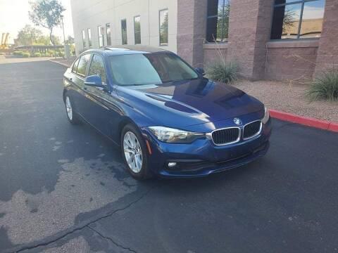 2016 BMW 3 Series for sale at Autodealz in Tempe AZ